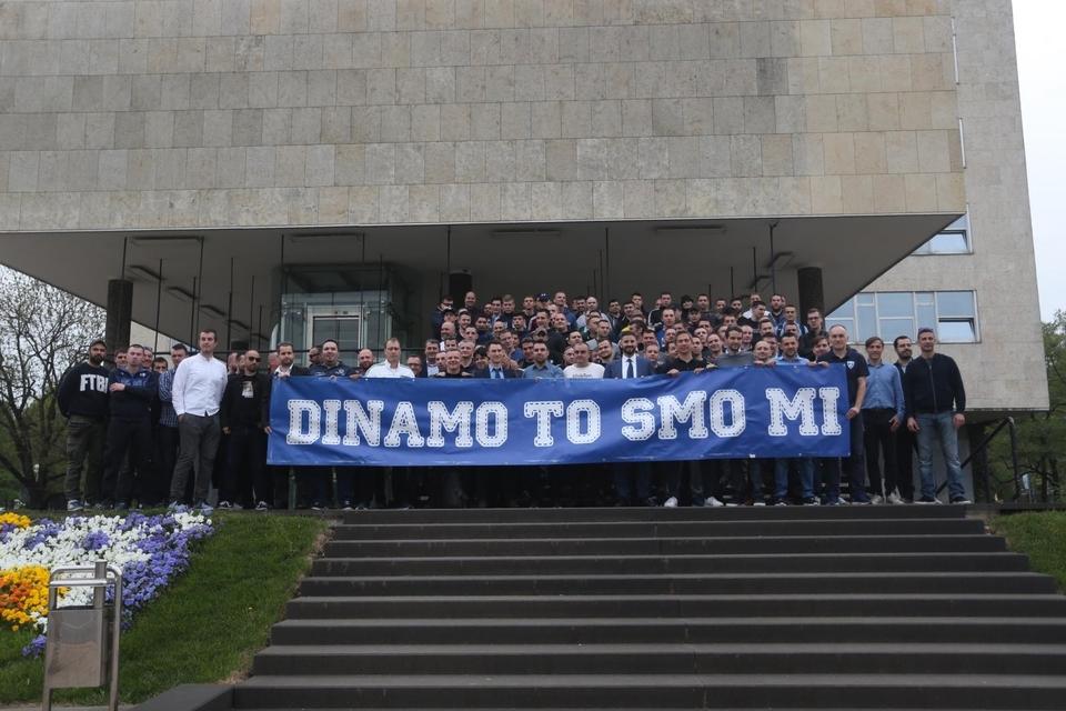 Redovna skupština udruge Dinamo – to smo mi
