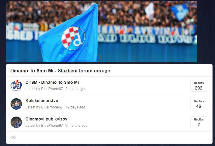 DTSM na Zoni Dinamo