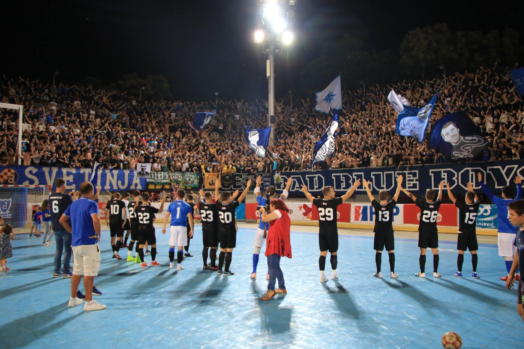 """Dinamo nije ništa bez nas, mi smo mu """"srce, duša, a i glas""""."""