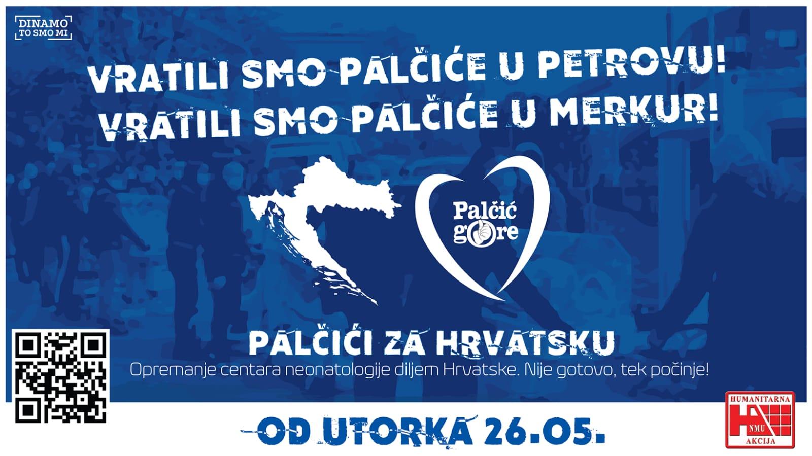 """U podne kreće velika nagradna igra: """"Palčići za Hrvatsku"""" uz nevjerovatne sportske uspomene"""